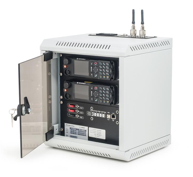 IP Radio Unit – Hagedorn Infosysteme